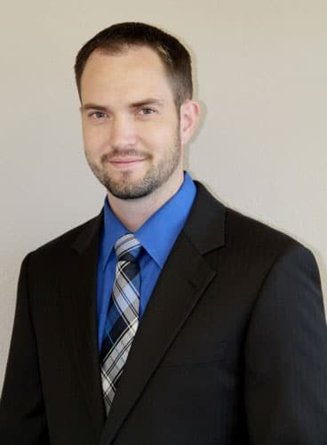 Chiropractor Post Falls ID Jedediah Badders